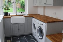 New utility room