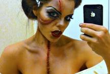 Stage Makeup - Fantasy Final / by Sariina Eschels