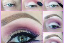 Makeup Step by Step / Makeup step by step make it easier sometimes. Give it a try, you can do it!