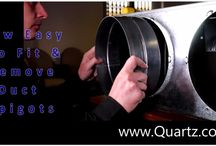 Quartz Demonstration Videos / Quartz are in the process of filming a selection of demonstration videos on our products.