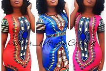 Clothes / African