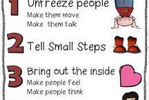 unfreeze characters