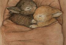 Ilustraciones / by Rocio del Pilar Diaz Garcia