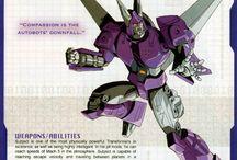 Transformers BIOS