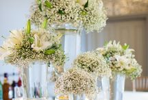 Wedding Flowers / Centerpieces, Bouquets, Boutonnieres, and Archways!