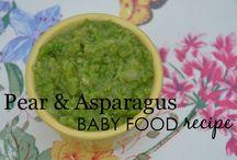 Baby food / by Kristen Hargett