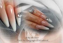 Nail design by Gabriela