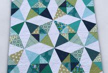 Quilt - kaleidoscope