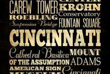 Cincinnati Ohio / by Darlene Barge
