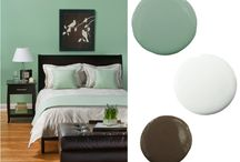 bedroom ideas / by Michele Bauer