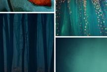 Love teal colour