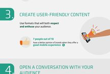 Tips on Mobile Advertising / You will find in this board plenty of tips and advices that will help you improve and optimise your mobile marketing and advertising strategy