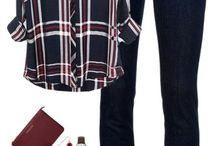 стиль одеж.