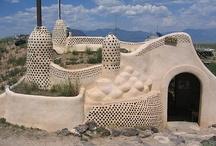 Éco architecture - Inspiration pour le Dauphin Volant / by Catherine Dupuis