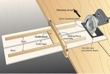 Hjelpemidler til elektrisk håndverktøy