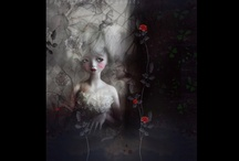 ghosts fairies and monsters / by Kulsum F. Dorego