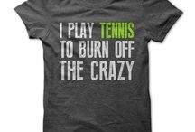My new craze TENNIS