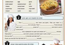 ESL Food-cooking