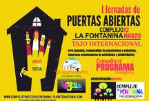 I JORNADA DE PUERTAS ABIERTAS / El 12 de Marzo de 2016 organizamos las I Jornadas de Puertas Abiertas.