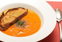 Soups and casseroles / winter warmers