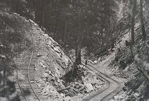 logging railroads