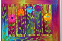 Quilts, ribbons, buttons and such...... / do da, do da's / by Dee Dee Van Kirk
