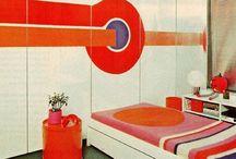 Arredamento anni 70