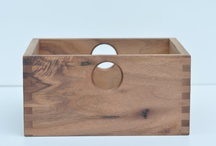 Objects / Boxes & Trays / by Chris Johanesen