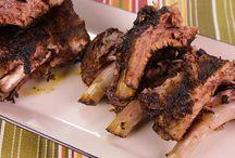 Beef and Lamb Rib Recipes
