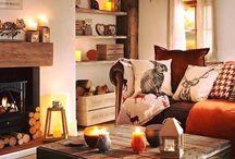 Interior - autumn