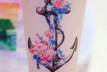tattoos frauen
