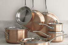 Cookware / by Ann Richards