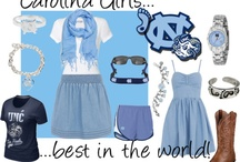 UNC / by Meredith Campbell