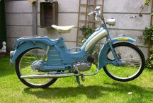 Classic Moped / Motorbikes