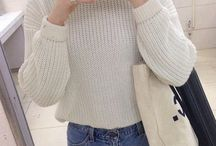 Sweaters knit