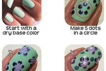 Hair.Makeup. Nails & AllThatGlitz / by Jessica Sevy