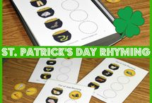 St Patrick lessons