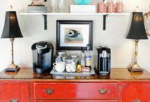 Coffee Bar @ Home / by Karlin van der Vyver