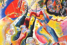 Абстракционизм / Новое направление в современном искусстве