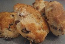 Scones - savoury, sweet & always homemade!
