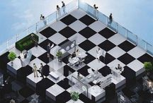 Optical Illusions / Optical Illusions (particularly MC Escher) / by Cody Stewart