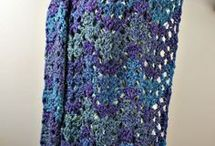 Crochet chales