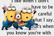 Minions / Says from Minions