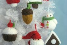 Christmas Knitting/Crochet Patterns