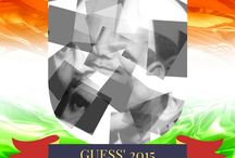 Guess 2015 / Waiting for the three lucky winners to be announced?? Stay glued!!
