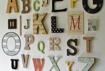 Crazy about letters