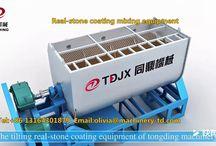 True stone paint mixer