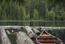 lake house / inspiration for the lake house