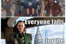 Loki / god of mischief