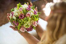 Wedding Flower Bouquet and Arrangements